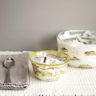 Nutella Mascarpone Trifle Recipe