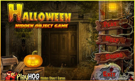 Halloween - Free Hidden Object