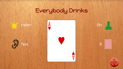 Kings Cup - Prison Poker
