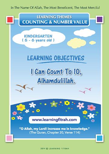 Kindergarten 2 - Count to 10