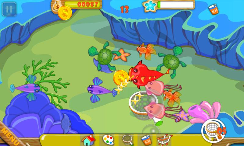 Fish Hunter - screenshot