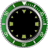 Green Rolex Clock Widget logo