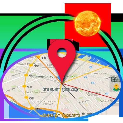 太陽と生活 - 太陽と月の位置 攝影 App LOGO-硬是要APP