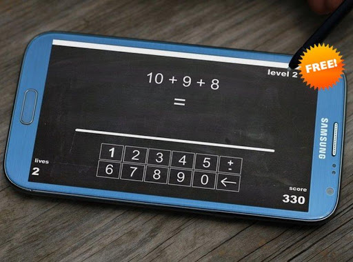 iCount - Free Math Game