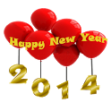 New Year 2014 SMS Images icon