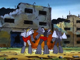 War Of The Dinobots