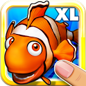 Fish puzzle HD for toddlers icon
