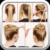Ballerina bun-How To