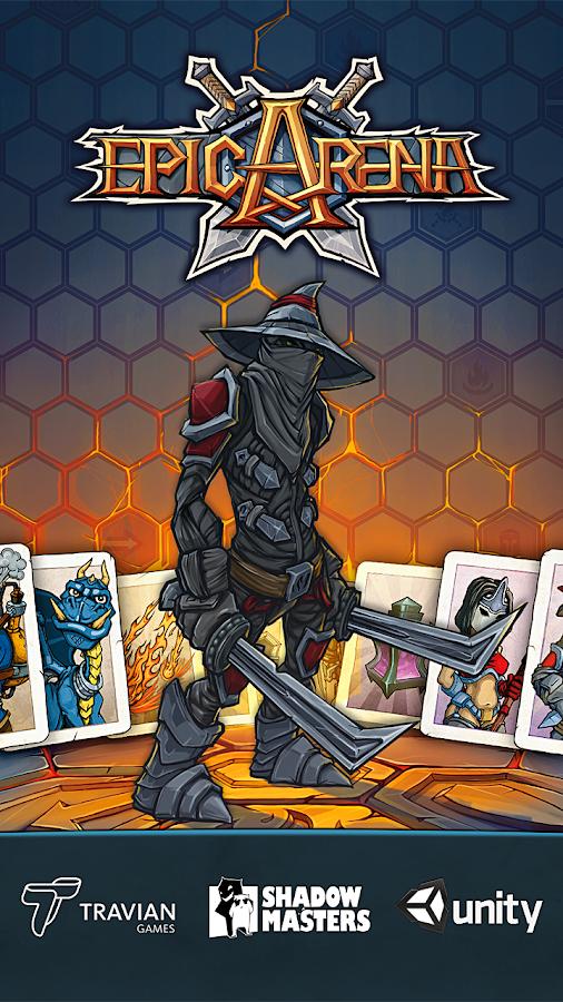 Epic Arena - screenshot
