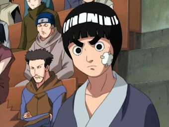 Naruto - Bushy Brow's Jutsu: Sasuke Style!