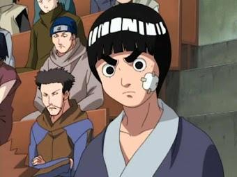 Bushy Brow's Jutsu: Sasuke Style!