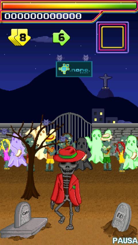 Dancin' Rio- screenshot
