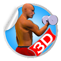 Arm 3D Workout Sets-Trainer icon