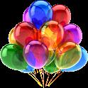 Balloons LWP icon