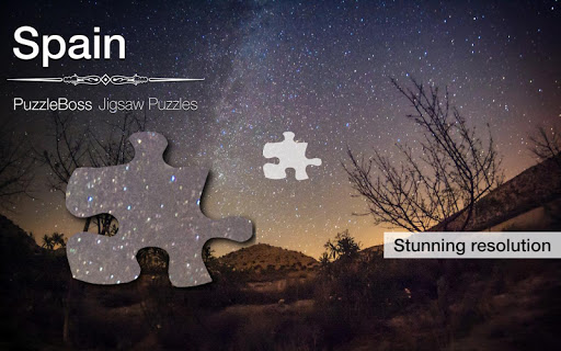 Spain Jigsaw Puzzles Demo