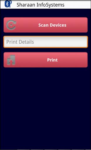 Bluetooth Printer Testing