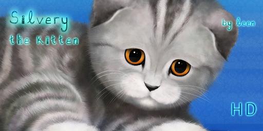 Silvery the Kitten HD Lite
