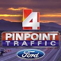 ABC 4 Utah Pinpoint Traffic icon