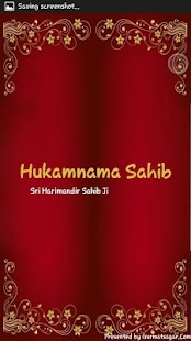 Daily Hukamnama- screenshot thumbnail