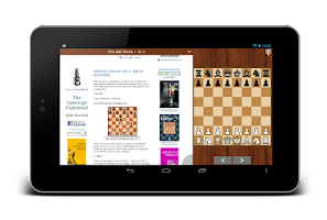 Screenshot of Chess Book Study Free
