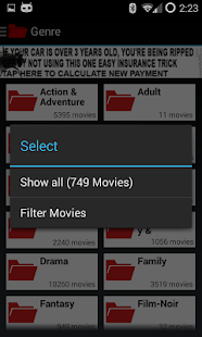 YTMovies-LITE (YouTube Movies) - screenshot thumbnail