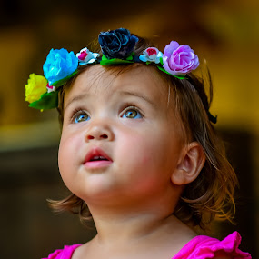 Princess Leah by Morrie Lorena - Babies & Children Child Portraits ( kiddie shoot,  )