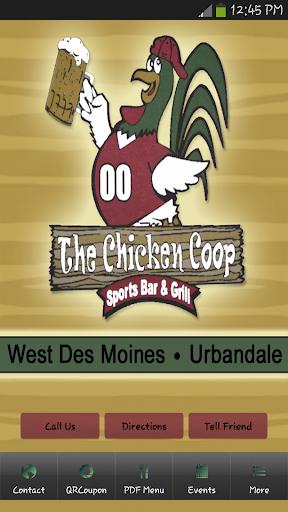 Chicken Coop Sports Bar