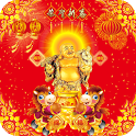 Lucky God Chinese New Year LWP icon