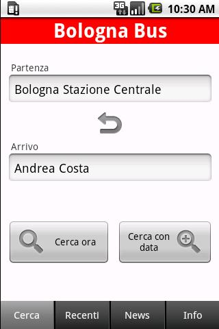 Bologna Bus- screenshot