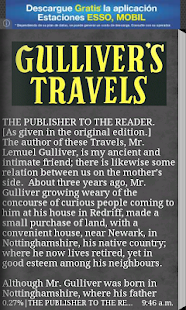 Gulliver's Travels - screenshot thumbnail
