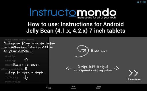 How to use Google Nexus 7 2012