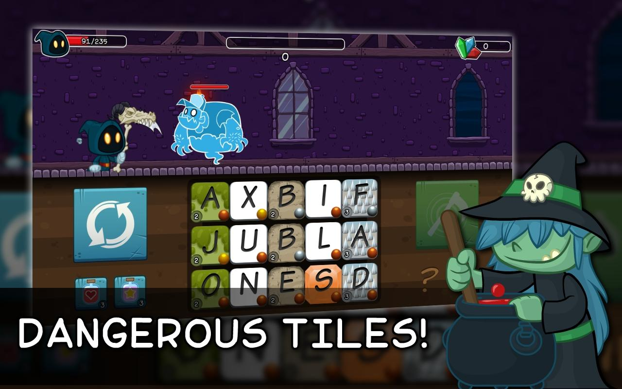 Letter Quest: Grimm's Journey - screenshot