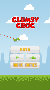 Clumsy Croc - screenshot thumbnail