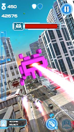 Jet Run: City Defender 1.32 screenshot 154121