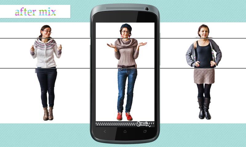 Mix Me Your Virtual Closet Screenshot