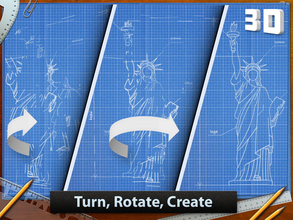 Blueprint 3D - screenshot