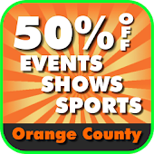 50% Off Orange County, CA