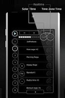 Screenshot of The Realtime RagaPlayer