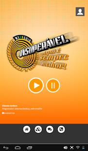 Web Radio Insuperavel screenshot