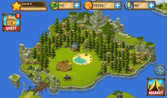 Screenshot of Little Dragons
