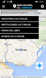 Mapa Cultural- screenshot thumbnail