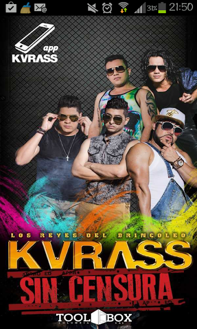 #1. Grupo Kvrass (Android)