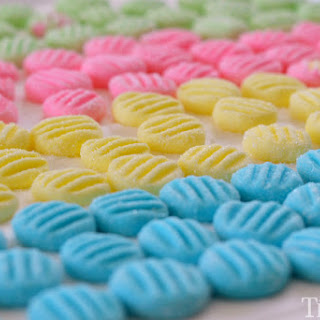 Pastel Mint Patties.