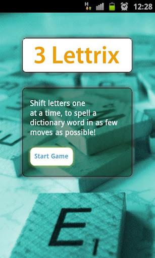 3 Lettrix
