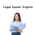 Speak Legal English : en icon