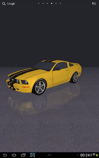 Mustang 3D Free