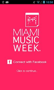 Miami Music Week 2015 Screenshot 1