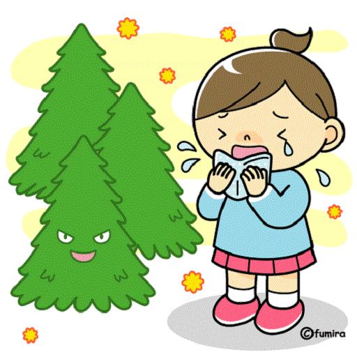 生活の花粉症カウンター LOGO-記事Game