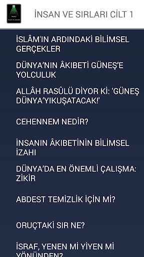 玩免費書籍APP|下載İNSAN VE SIRLARI app不用錢|硬是要APP