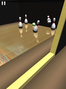 Galaxy Bowling ™ 3D- screenshot thumbnail